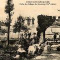 Porte du château du Houssoy 03