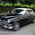Volvo 122 S coach 2 portes (1958-1970)(Retrorencard aout 2013) 01