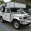 TOYOTA Land Cruiser FJ45 Troopy Camper
