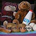Pommes de terre de dodo