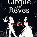 Chronique - le cirque des rêves