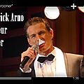 chanteur crooner - Frédérick <b>Arno</b>