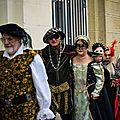 1 er Carnaval Renaissance de Chinon