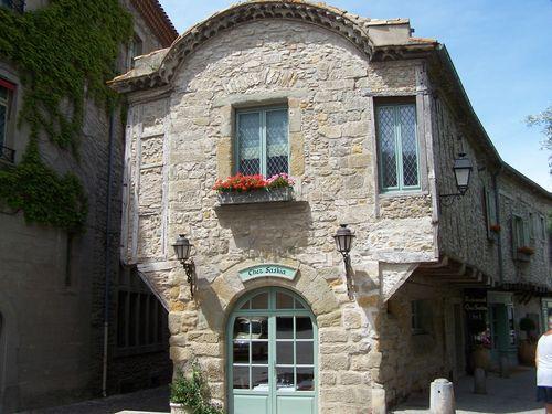 Carcassonne-restaurant chez Saskia