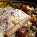 Roti de porc creole façon tajine...