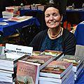 Anne Villemin-Sichermann : une romancière heureuse... qui prépare déjà son 3e opus !