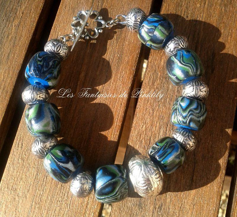 Pearly Sheen 12€ bracelet (vendu)