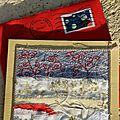 Carte textile recue