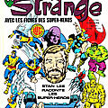 Semic / Lug Marvel Strange Origines