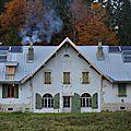 L'ancienne maison forestière de la charmette