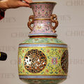 Christie's chinese imperial ceramics & works of art sales valued at close to hk$1 billion