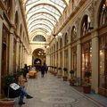 11b - Passage Couvert - Galerie Vivienne - Galerie construite en 1823 .