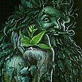 Le Grimoire de la Dame aux herbes
