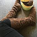 TRICOT / Des <b>chaussettes</b> pour la chasse