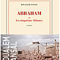 Boualem Sansal, Abraham