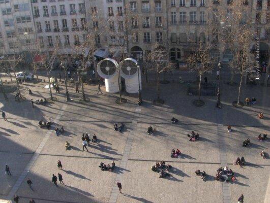 Paris les gens