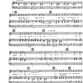 Everybody's talkin' (partition - sheet-music)