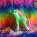 (039) G1 Poneys Rollers / Roller-skate ponies
