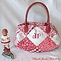 N°39 - 2011-08 sac patchwork rouge (5)
