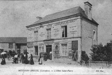 Le Breuil - Hotel Saint Pierre