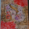 Transfert d'image - art journal