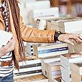 Les <b>librairies</b> de quartier, les grandes résistantes de la crise