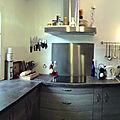 La cuisine est presque finie....