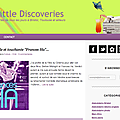 My Little Discoveries