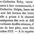 Raby Marie Catherine_Archives du Finistère_1716-1717