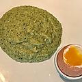 Purée pomme de terre brocolis