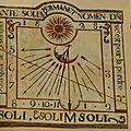 Chateau-Ville-Vieille(Queyras) Avant le soleil vient le nom du Seigneur. Pourquoi la chercher si c'est pour la perdre. Au seul Soleil de la Terre (jeu de mots avec soli répété)