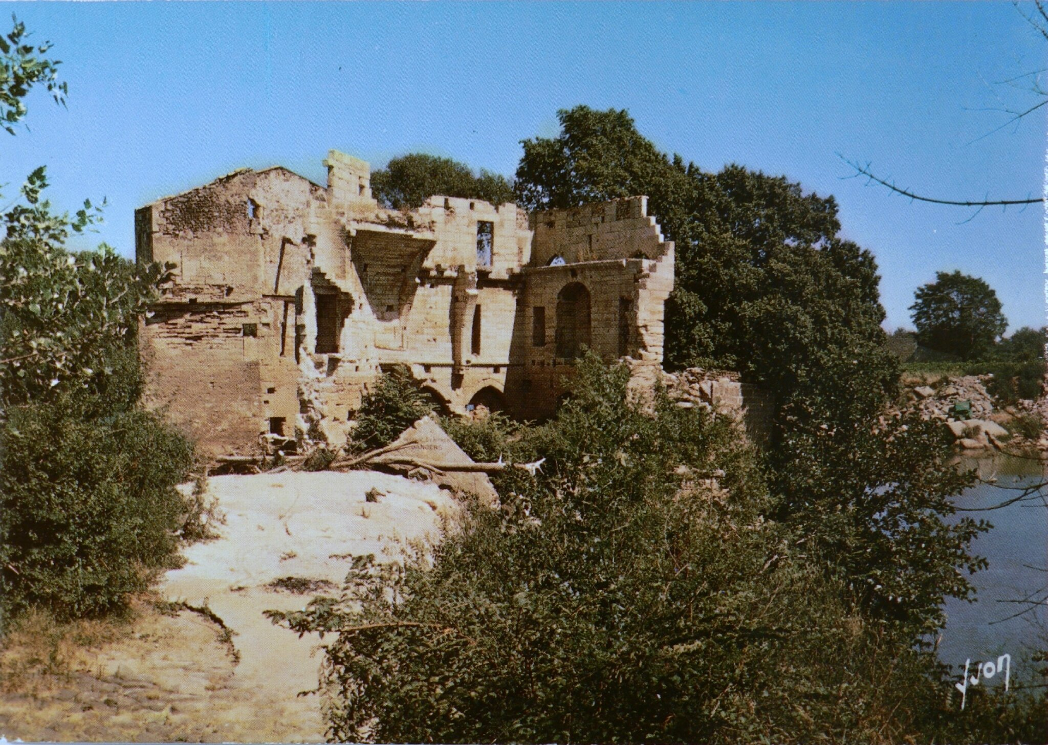 1998-Archive du moulin
