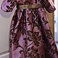 Robe de princesse pour ma lutine