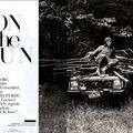 Editorial: 'On the Run' avec Jamie Dornan par <b>Cédric</b> <b>Buchet</b> pour Vogue Hommes International Automne/Hiver 2009-10