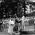 Fetes de la toussaint fête paienne celtique samahain nouvel an druidique