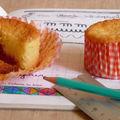 Mini cakes sans gluten aux framboises