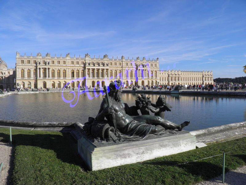 Versailles Palace ...