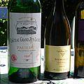 Sériot's connection (2) Iris du Gayon, Clos de la Cuminaille de Gaillard, La Gargone 2010, Grand Puy Lacoste 1996