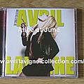 CD compilation The Singles Collection-version européenne (2012)
