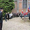 5 Lecture du discour du Ministre des Armées par Mr Leblond, Adj