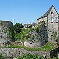 Les tours de la Porte de la Brière