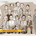 Caricatures de profs