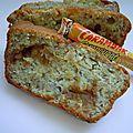 Cake bananes-caranougats ®