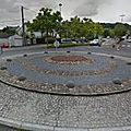 Rond-point à <b>Châteaubriant</b>