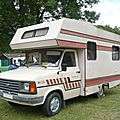 Ford transit mk2 camping car messager