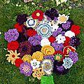 Mes fleurettes au crochet