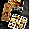 ☆ calendrier de l'avent : 1 surprise par jour ☆ jour 17 : sablés de noël au gingembre