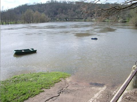 Inondation 8 Mars 2007 - Les Quais/Le Mignon