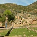 La vallée d'imlil