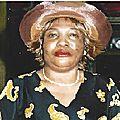 Communiqué: mamu bitota wamba nyembwe n'est plus